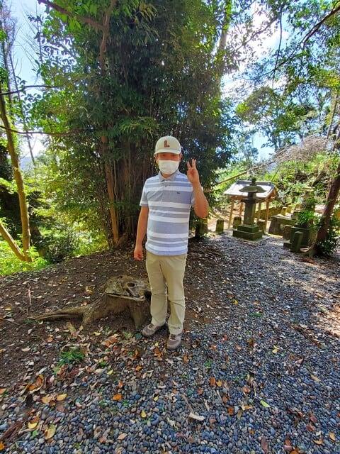 神社まで散歩⛩